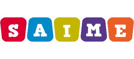 Saime daycare logo