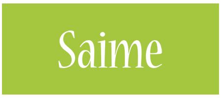Saime family logo
