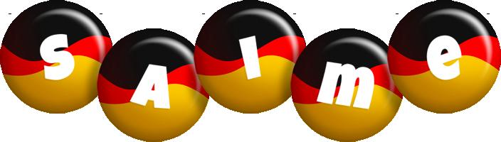 Saime german logo