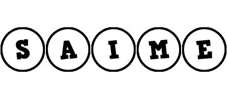 Saime handy logo