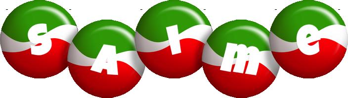 Saime italy logo