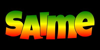 Saime mango logo