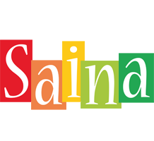 Saina colors logo
