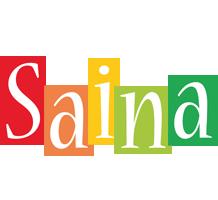 Saina colors logo