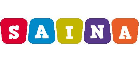 Saina kiddo logo