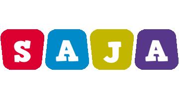 Saja kiddo logo