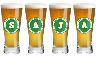Saja lager logo