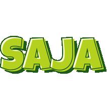 Saja summer logo