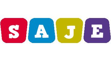 Saje daycare logo