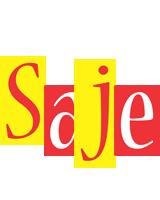 Saje errors logo