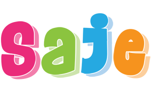 Saje friday logo