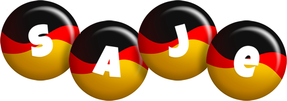 Saje german logo