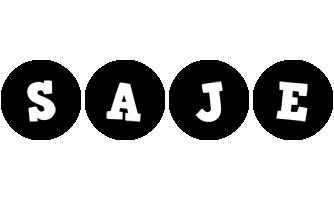 Saje tools logo