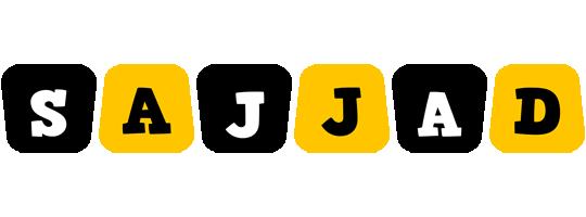 Sajjad boots logo