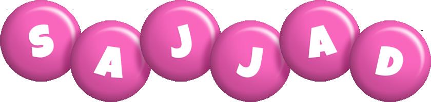 Sajjad candy-pink logo
