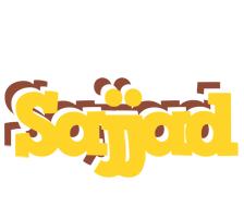 Sajjad hotcup logo