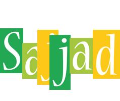 Sajjad lemonade logo