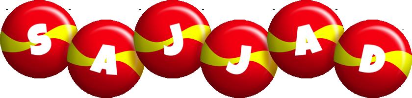 Sajjad spain logo