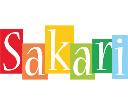 Sakari colors logo