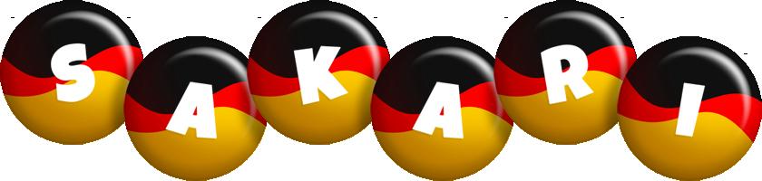 Sakari german logo
