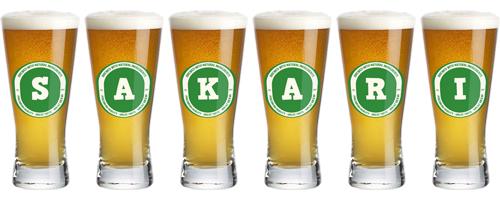 Sakari lager logo