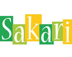 Sakari lemonade logo