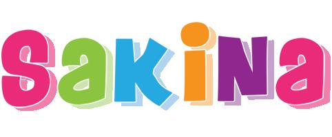 Sakina friday logo