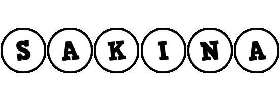 Sakina handy logo