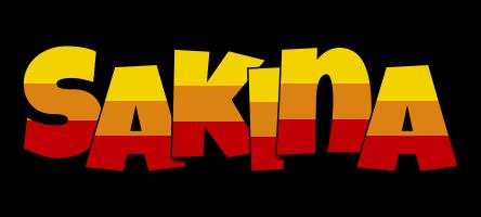 Sakina jungle logo