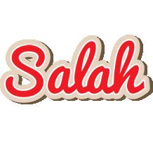 Salah chocolate logo