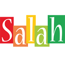 Salah colors logo