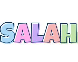 Salah pastel logo
