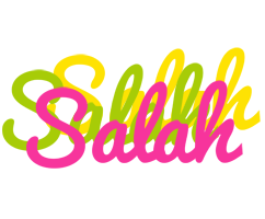 Salah sweets logo