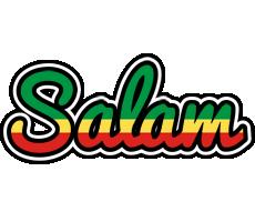 Salam african logo