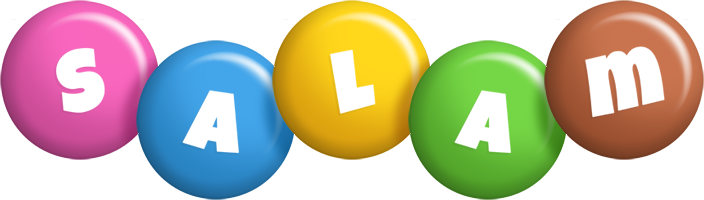 Salam candy logo