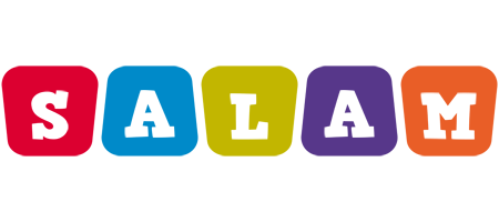 Salam daycare logo