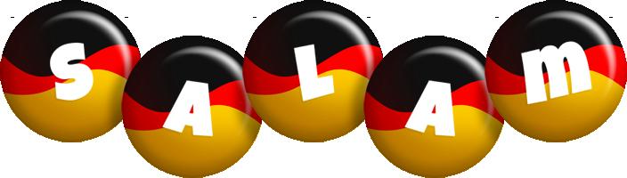Salam german logo