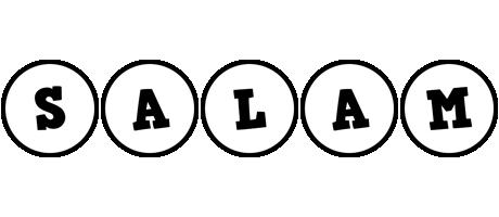 Salam handy logo