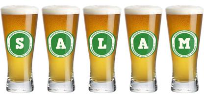 Salam lager logo