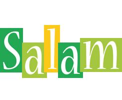 Salam lemonade logo
