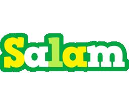 Salam soccer logo