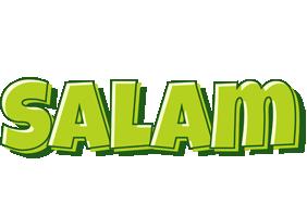Salam summer logo
