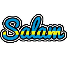 Salam sweden logo
