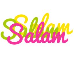 Salam sweets logo