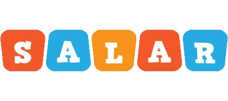 Salar comics logo
