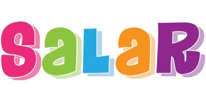 Salar friday logo