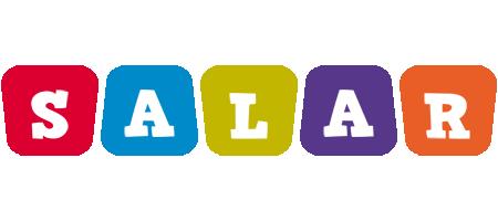Salar kiddo logo