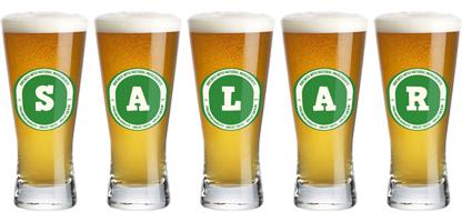 Salar lager logo