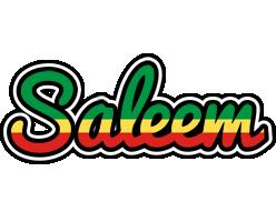 Saleem african logo