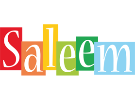 Saleem colors logo